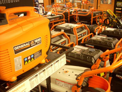 MD Generac Portable Generators